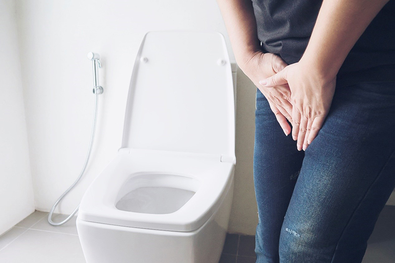 長期間質性膀胱炎,頻尿、夜尿等問題,造成生活上極大不便